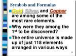 symbols and formulas1