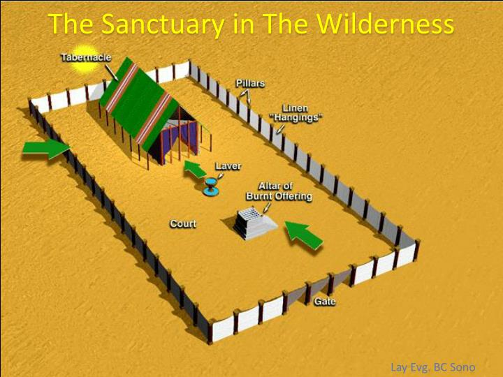 the sanctuary in the wilderness n.