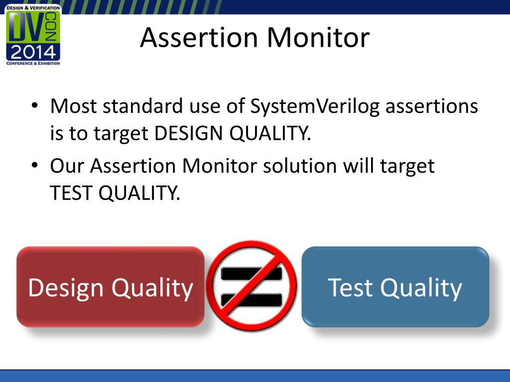 PPT - Determining Test Quality through Dynamic Runtime