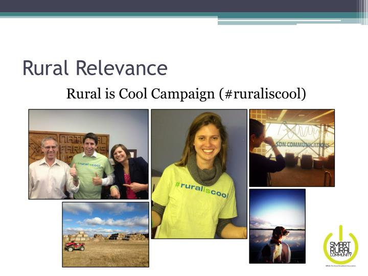 Rural Relevance