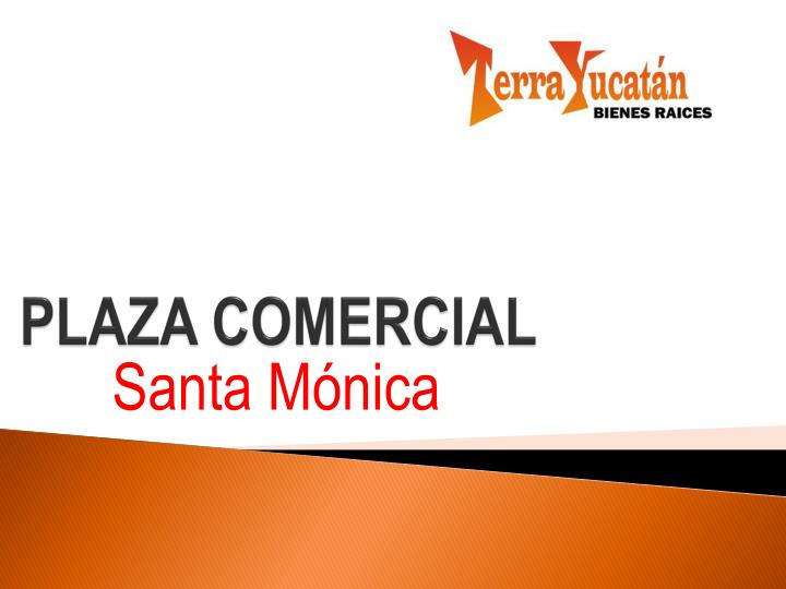 plaza comercial n.
