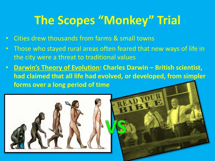 the scopes trial essay View english 10 scopes monkey trial essay from english la english 10 at montgomery high, skillman heubach nick heubach ms muzaurieta english 10 december 9th, 2013 inherit the wind is a play about.
