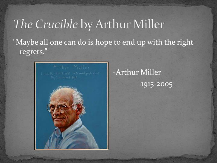 arthur miller biography powerpoint View and download powerpoint presentations on o henry biography ppt find powerpoint presentations and ppt presentation summary : arthur miller, the famous.