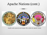 apache nations cont