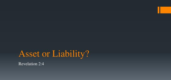asset or liability n.
