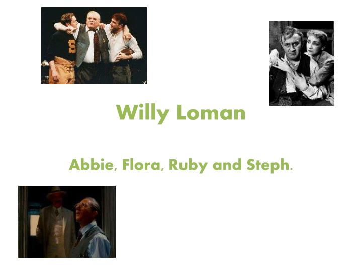 amanda wingfield willy loman essay The american dream custom essay and then using both plays death of a salesman and the glass managerie show the struggles that willy loman and amanda wingfield.