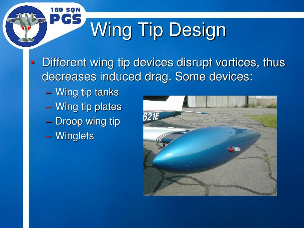 PPT - Theory of Flight Wing Design PowerPoint Presentation