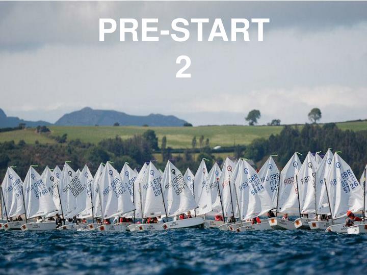 PRE-START