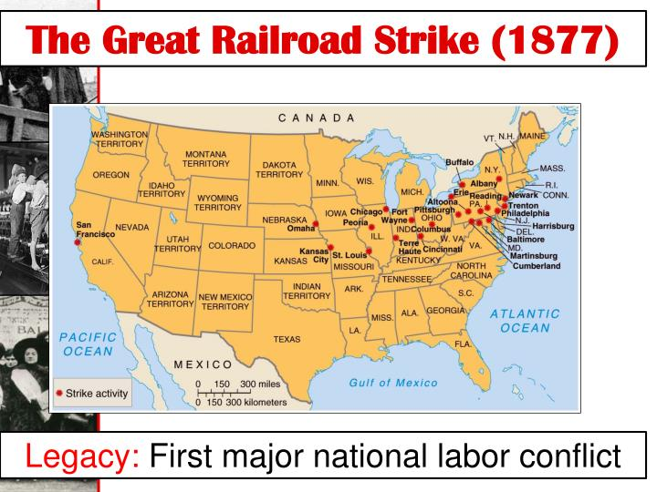 The Great Railroad