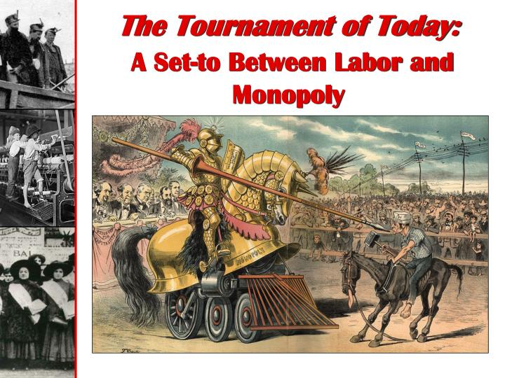 The Tournament of Today:
