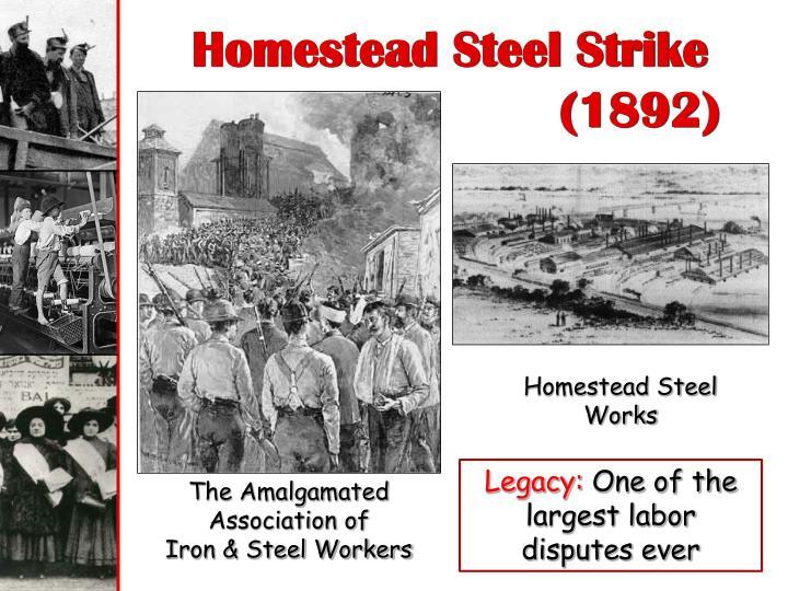 Homestead Steel Strike