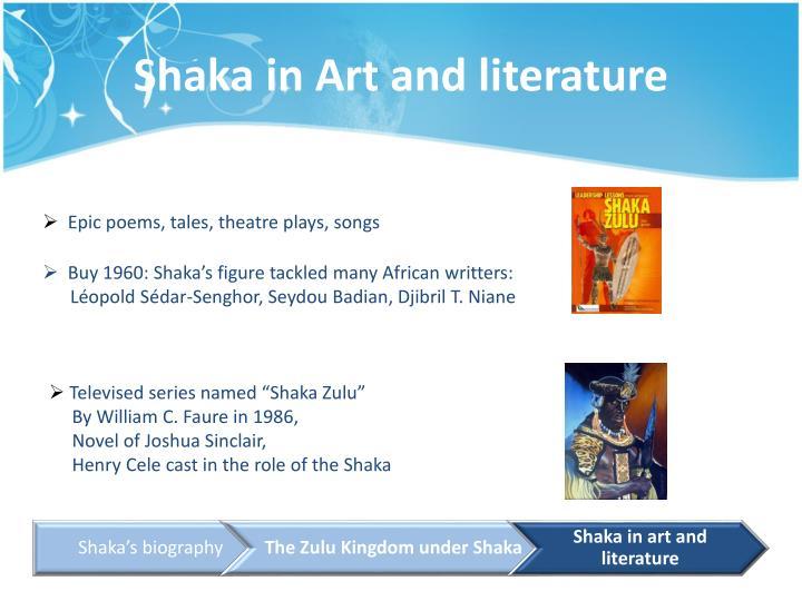 Shaka in Art and