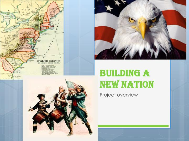 building a new nation n.