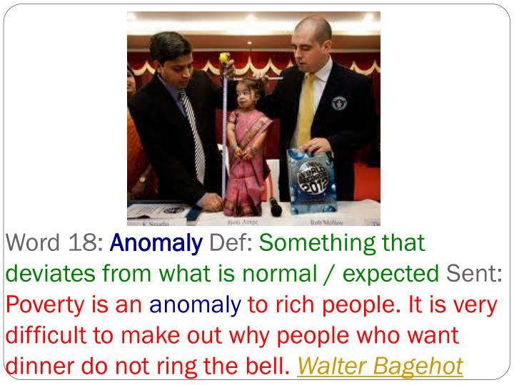 Word 18: