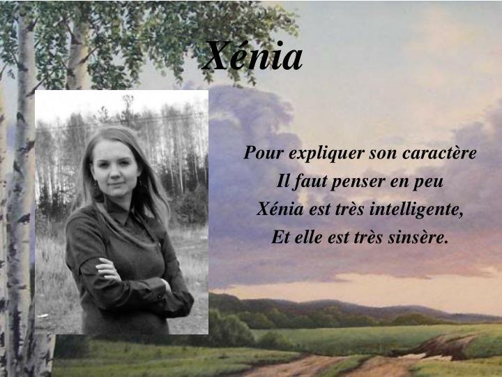 Xénia