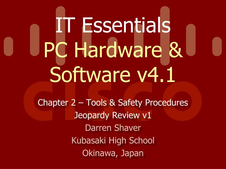 it essentials pc hardware software v4 1 n.