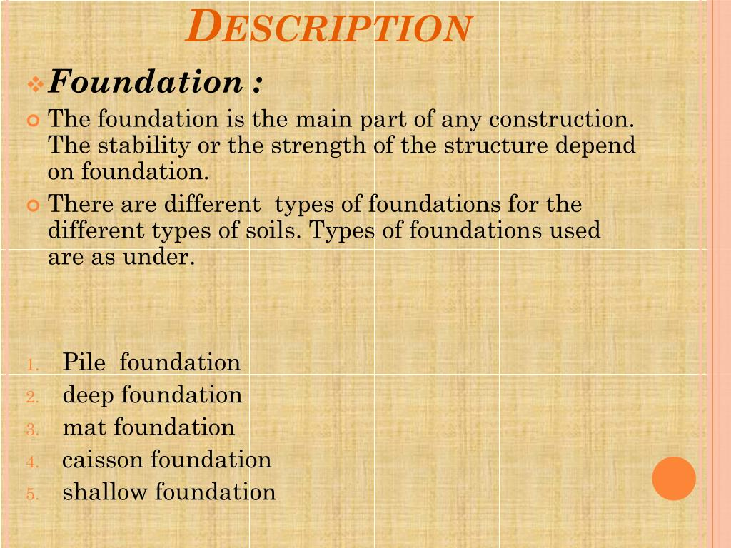 PPT - FOUNDATION OF BRIDGE ON BLACK COTTON / Clay SOIL