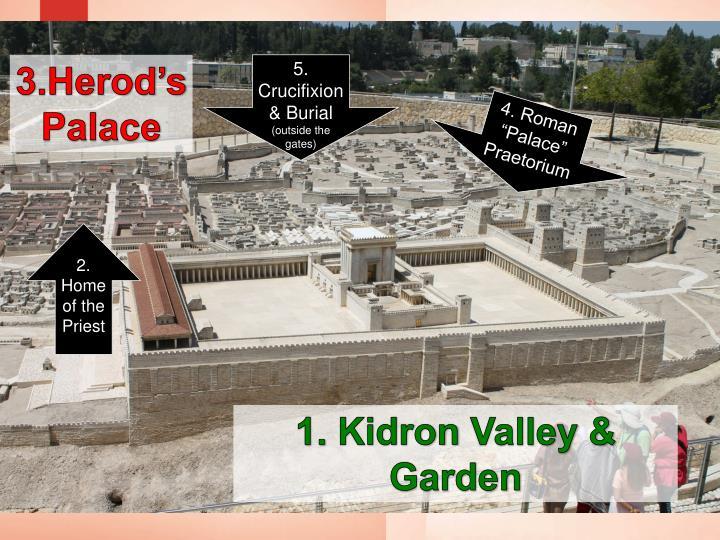 3.Herod's Palace