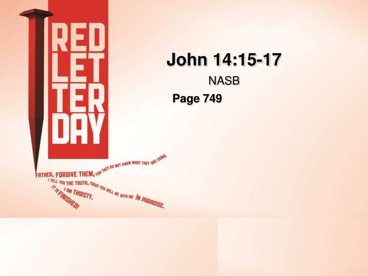 John 14:15-17
