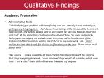 qualitative findings5