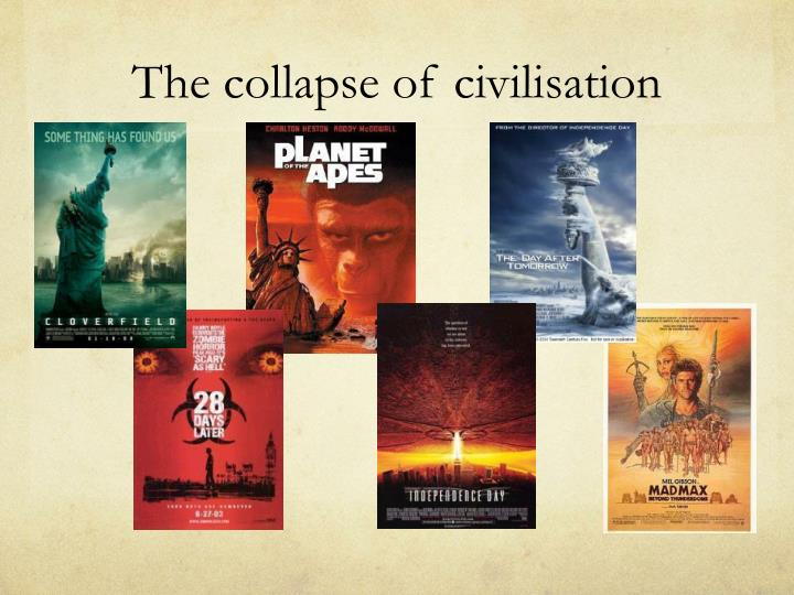 The collapse of civilisation