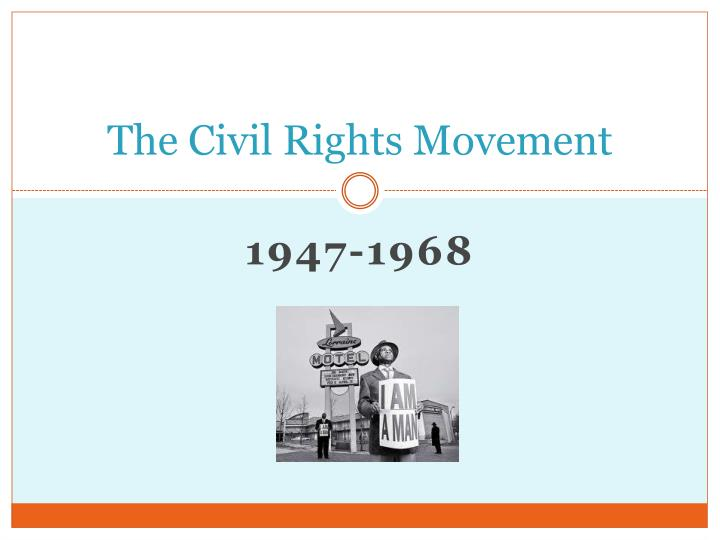 the civil rights movement n.