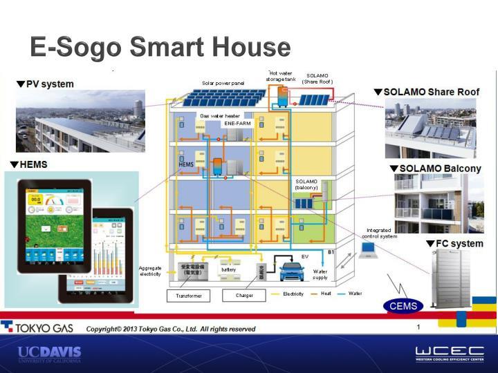 E-Sogo Smart House