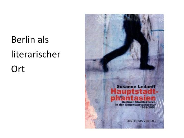 Berlin als