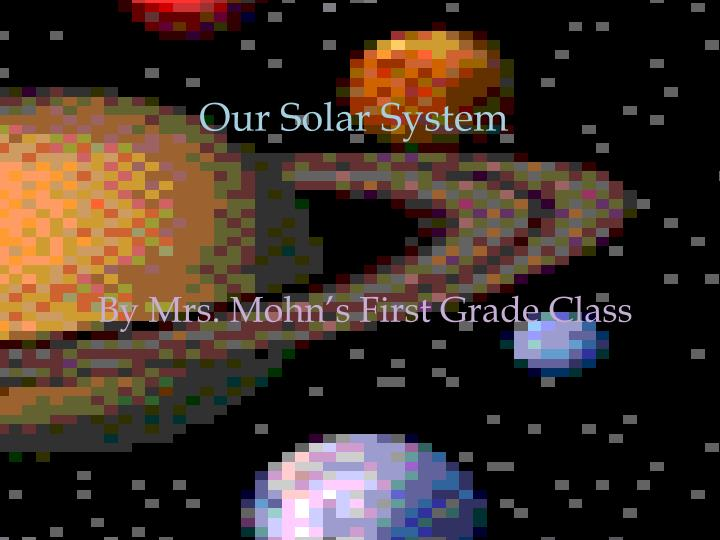 ppt our solar system powerpoint presentation id 2312081