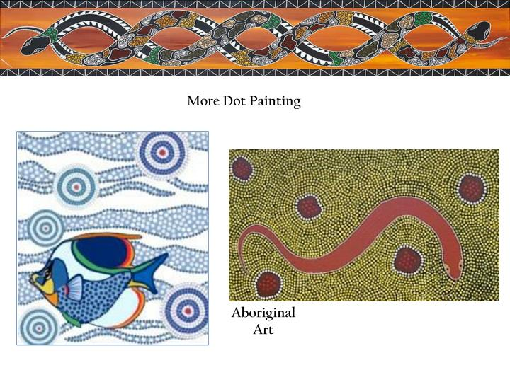 Ppt compare and contrast aborigines and maoris use your textbook more dot painting ccuart Image collections