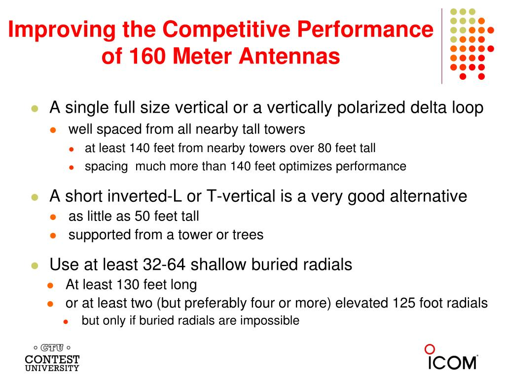PPT - Tower, Antenna and Feedline Maintenance and