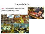 la pasteler a