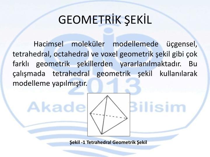 GEOMETRİK ŞEKİL