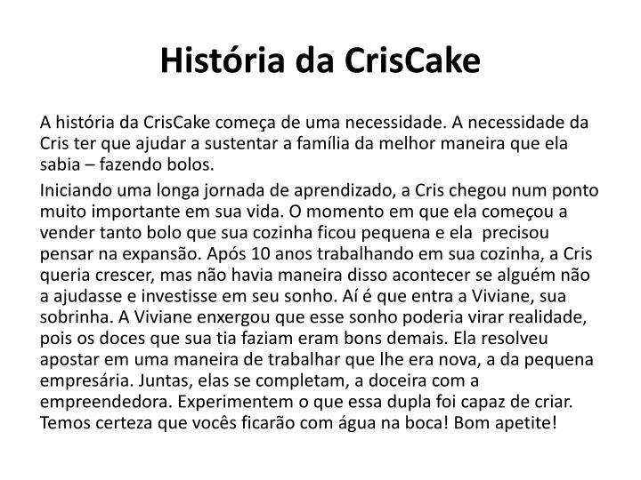 História da