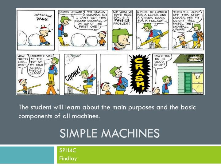 PPT - Simple Machines PowerPoint Presentation - ID:2315517
