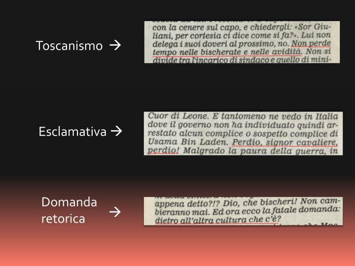 Toscanismo