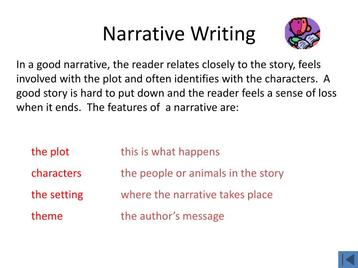 Free Narrative Essay Examples - Samples & Format