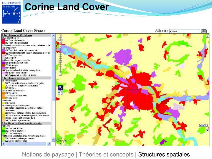 Corine Land
