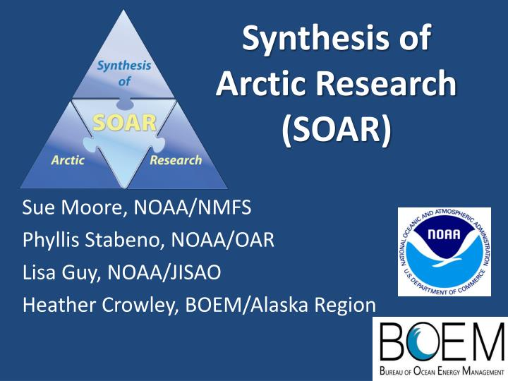 Synthesis of arctic research soar