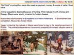 compare north american fur trade siberian fur trade