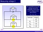 measuring voltage ii