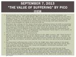 september 7 2013 the value of suffering by pico iyer1