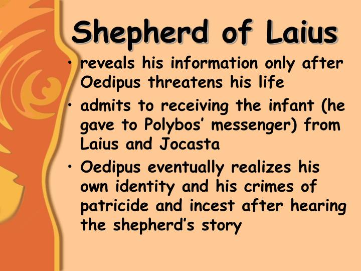 Shepherd of Laius
