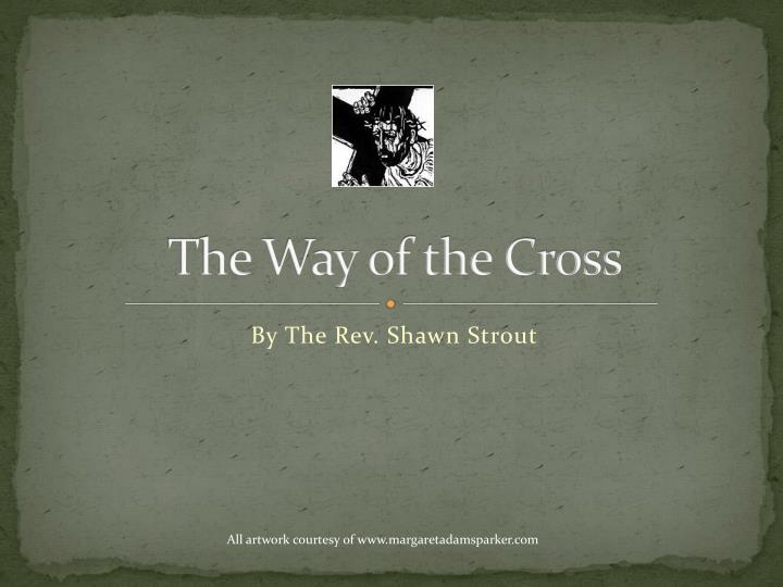 the way of the cross n.