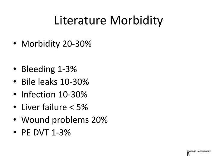 Literature Morbidity