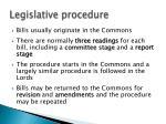legislative procedure2