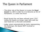 the queen in parliament1