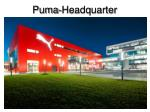 puma headquarter