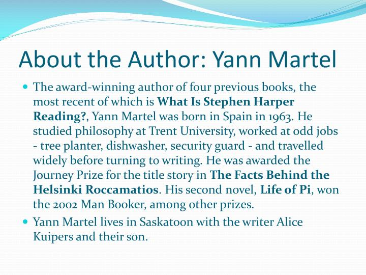 About the Author:
