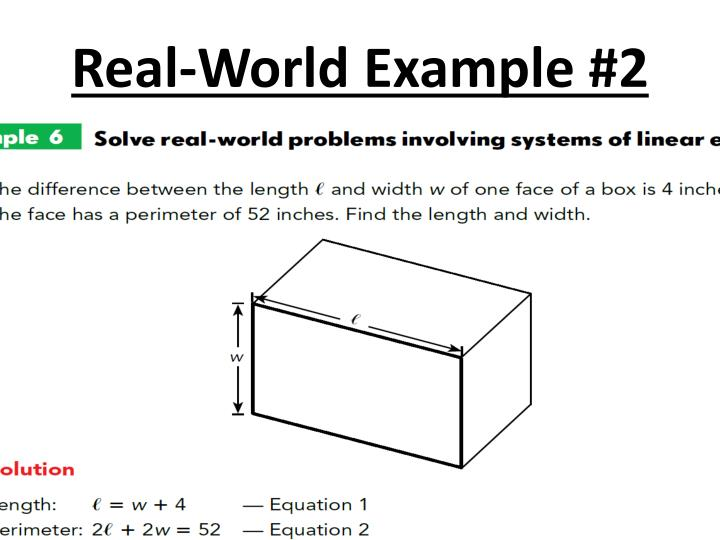 Real-World Example #2